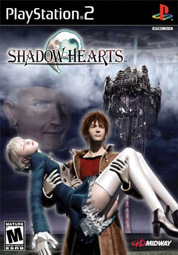 Shadow Hearts holds the distinction of having the most kick-ass box art of all time.