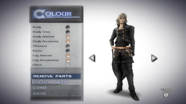 """The game doesn't offer much in the way of armor variety, but it allows you to change the color. I usually went with the """"invisible"""" dye."""