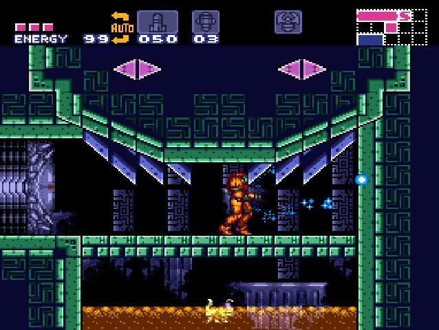 Metroid Super Zeromission – SNES Hack | Video Game Underworld