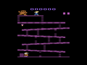As you can see, Atari managed a seamless port with absolutely no graphical reduction whatsoever.