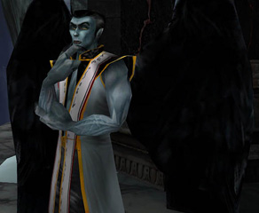 I spent a lot of time looking for this guy. Raziel felt very close to him during the three minutes of screentime he has. This is him wonder why.