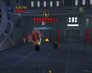 The novel idea that, in retrospect, seems obvious: Darth Vader as a playable character in the fight against Palpatine. Duh.