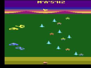 MASH Atari Mode 1