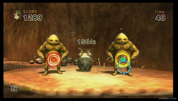 I...uh...the gorons seem to trust...uh...why would they do this? Do gorons even have groins?
