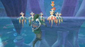 Apparently Nintendo felt the ambiguously gendered Zoras no longer creeped out players enough.