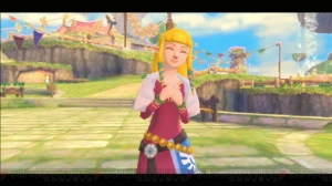 ...okay, so I'll admit I find her kind of endearing. But I liked the elegant princess-goddess of wisdom better. At least for the purposes of a Zelda game.