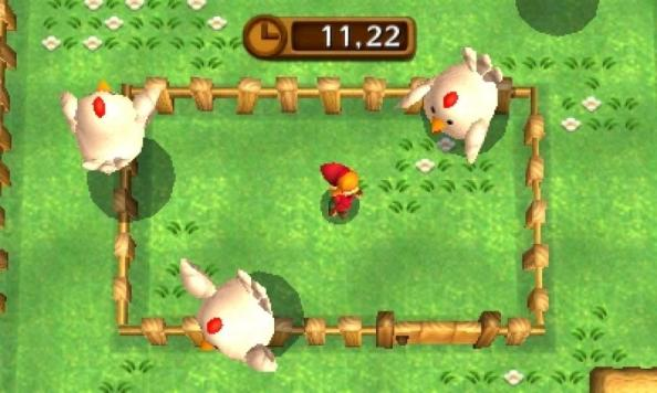Fatter cuccoos = even more 3Ds! So many Ds, it will awe even the most rabid of chickens!