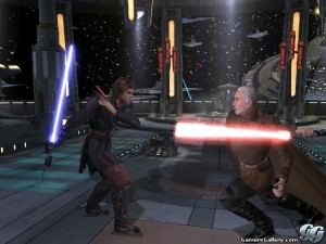 Tell me 'friend,' when did Anakin the wise abandon reason for madness?