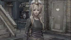 You can do her hair, undress her everywhe-ere! Yes, Resonance of Fate claims its Barbie Doll simulator as its most entertaining feature.