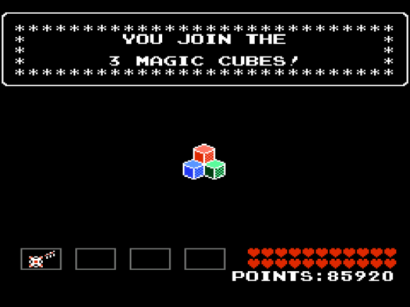 So...I went through all of this because I wanted to play Q-Bert?