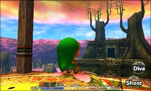 Ever play Ocarina of Time and wish you could play as something cool like a Gerudo or a Sheikah? Well good news, in Majora's Mask, you can fulfill your lifelong dream of playing as a dried out bush!