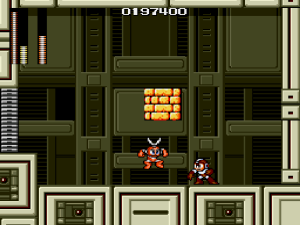 Realizing the limitations of the original game, Mega Man pioneered the idea of Rock-Paper-Scissors-Lizard-Spock