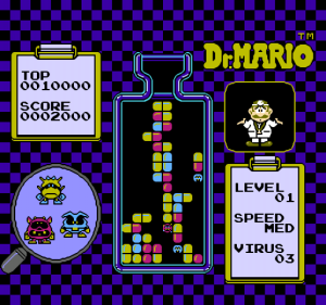 Pushed by Big Pharma to prescribe yellow drugs for a patient not even inflicted by yellow, Mario now faces a major malpractice lawsuit from the family of the survivor.