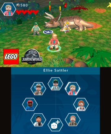 Lego Jurassic World 3ds Ps3 Ps4 Xbox 360 Xbox One Pc Video