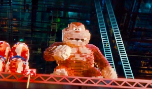 Mr. Sandler, this is Mr. Kong, and I believe he's not happy about spending $13 on Spanglish.