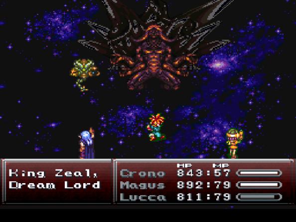 Chrono Trigger: Crimson Echoes – SNES ROM Hack | Video Game