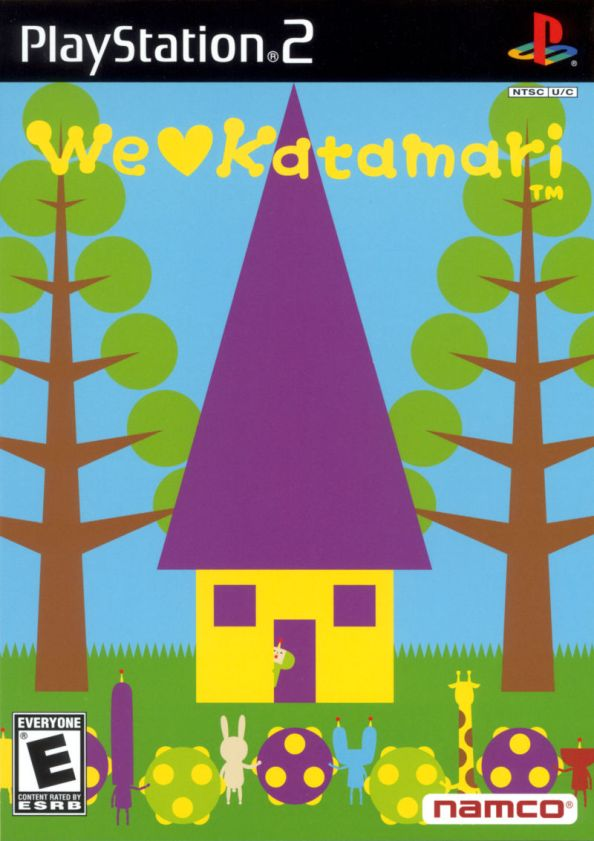 Katamari - Title