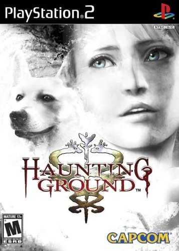 HauntingGround_NA_PS2cover