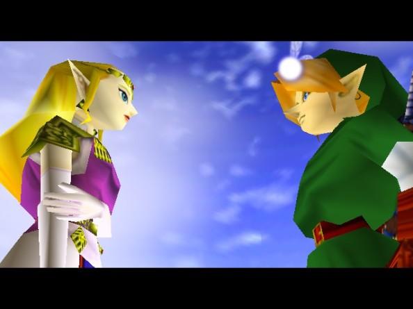 OoT Zelda