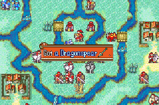 Fire Emblem - The Sacred Stones-Dragonlance