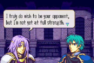 Fire Emblem - The Sacred Stones-Fantasy Video Game Trope 10023