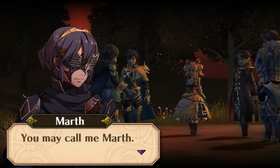 FEA Marth