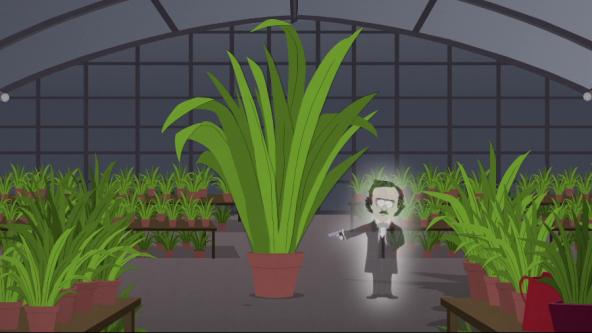 re dc poe shoots plant