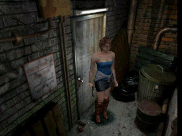 RE3 - Jill Fashion