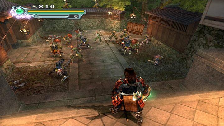 Onimusha Siege