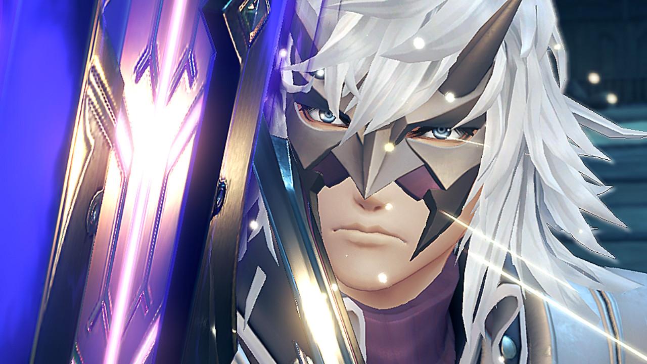 Xenoblade - Jin Mask