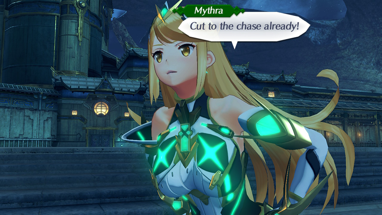 Mythra Tits